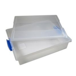 מפואר נקי 10 | קופסה פלסטיק לתבנית גדולה (1/24) QK-34